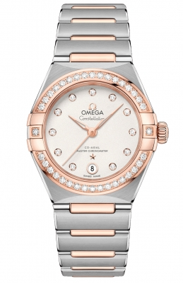 Omega Constellation Co-Axial Master Chronometer 29mm 131.25.29.20.52.001 watch