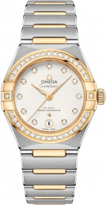 Omega Constellation Co-Axial Master Chronometer 29mm 131.25.29.20.52.002 watch