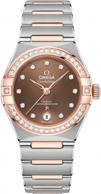 Omega Constellation Co-Axial Master Chronometer 29mm 131.25.29.20.63.001 watch