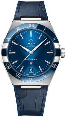 Omega Constellation Co-Axial Master Chronometer 41mm 131.33.41.21.03.001 watch