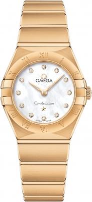 Omega Constellation Quartz 25mm 131.50.25.60.55.002 watch