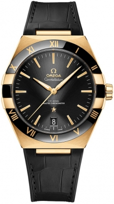 Omega Constellation Co-Axial Master Chronometer 41mm 131.63.41.21.01.001 watch