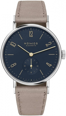 Nomos Glashutte Tangente 35mm 132 watch