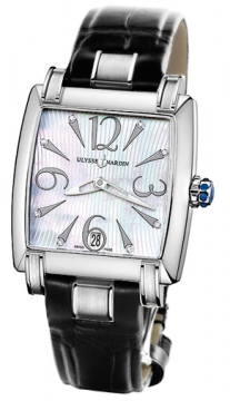 Ulysse Nardin Caprice Ladies watch, model number - 133-91/691bc, discount price of £4,092.00 from The Watch Source