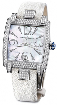 Ulysse Nardin Caprice Ladies watch, model number - 133-91ac/691, discount price of £12,907.00 from The Watch Source