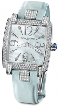 Ulysse Nardin Caprice Ladies watch, model number - 133-91ac/693, discount price of £12,907.00 from The Watch Source