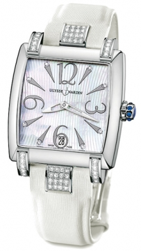Ulysse Nardin Caprice Ladies watch, model number - 133-91c/691, discount price of £6,923.00 from The Watch Source