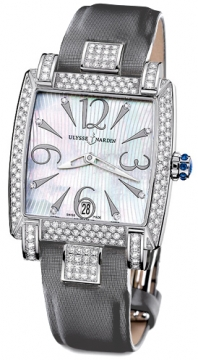 Ulysse Nardin Caprice Ladies watch, model number - 133-91ac/691gs, discount price of £12,907.00 from The Watch Source