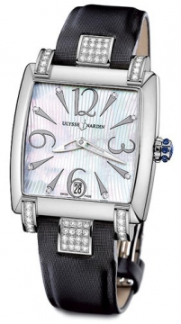 Ulysse Nardin Caprice Ladies watch, model number - 133-91c/691-s, discount price of £6,108.00 from The Watch Source