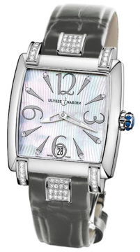 Ulysse Nardin Caprice Ladies watch, model number - 133-91c/691-grey, discount price of £6,923.00 from The Watch Source
