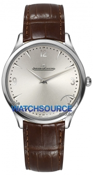 Jaeger LeCoultre Master Ultra Thin Manual 38mm Mens watch, model number - 1348420, discount price of £4,360.00 from The Watch Source