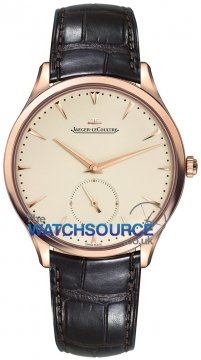 Jaeger LeCoultre Master Grand Ultra Thin 40mm Mens watch, model number - 1352420, discount price of £9,760.00 from The Watch Source