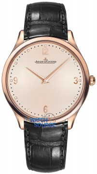 Jaeger LeCoultre Master Grand Ultra Thin 40mm Mens watch, model number - 1352522, discount price of £9,435.00 from The Watch Source