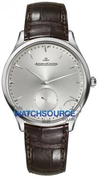 Jaeger LeCoultre Master Grand Ultra Thin 40mm Mens watch, model number - 1358420, discount price of £5,015.00 from The Watch Source