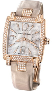 Ulysse Nardin Caprice Ladies watch, model number - 136-91ac/695, discount price of £20,459.00 from The Watch Source