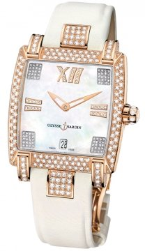 Ulysse Nardin Caprice Ladies watch, model number - 136-91ac/301, discount price of £20,140.00 from The Watch Source