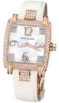 Ulysse Nardin Caprice Ladies watch, model number - 136-91ac/601, discount price of £21,407.00 from The Watch Source