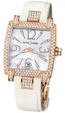 Ulysse Nardin Caprice Ladies watch, model number - 136-91ac/691, discount price of £20,459.00 from The Watch Source