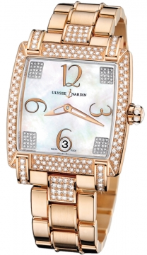 Ulysse Nardin Caprice Ladies watch, model number - 136-91ac-8c/601, discount price of £26,388.00 from The Watch Source