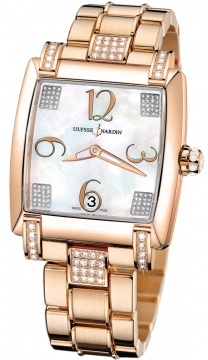 Ulysse Nardin Caprice Ladies watch, model number - 136-91c-8c/601, discount price of £21,000.00 from The Watch Source