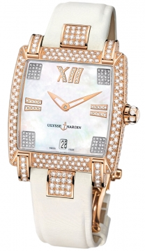 Ulysse Nardin Caprice Ladies watch, model number - 136-91fc/301, discount price of £25,552.00 from The Watch Source