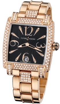 Ulysse Nardin Caprice Ladies watch, model number - 136-91fc-8c/06-02, discount price of £36,516.00 from The Watch Source