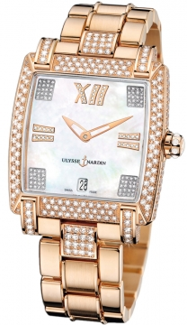 Ulysse Nardin Caprice Ladies watch, model number - 136-91fc-8c/301, discount price of £33,052.00 from The Watch Source