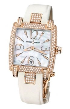 Ulysse Nardin Caprice Ladies watch, model number - 136-91fc/691, discount price of £26,360.00 from The Watch Source