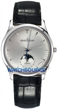 Jaeger LeCoultre Master Ultra Thin Moon 39 Mens watch, model number - 1368420, discount price of £5,950.00 from The Watch Source