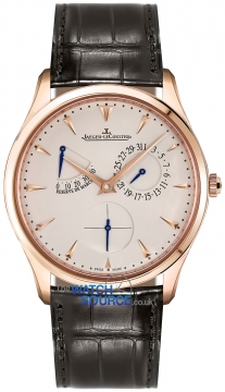 Jaeger LeCoultre Master Ultra Thin Reserve de Marche Mens watch, model number - 1372520, discount price of £13,430.00 from The Watch Source