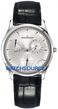 Jaeger LeCoultre Master Ultra Thin Reserve de Marche Mens watch, model number - 1378420, discount price of £5,699.00 from The Watch Source