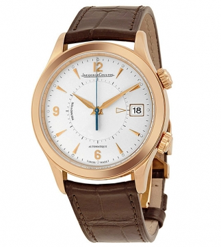 Jaeger LeCoultre Master Memovox Mens watch, model number - 1412430, discount price of £14,110.00 from The Watch Source