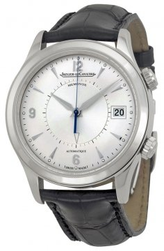 Jaeger LeCoultre Master Memovox Mens watch, model number - 1418430, discount price of £6,502.00 from The Watch Source