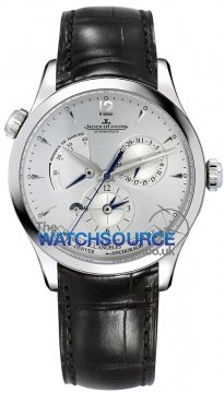 Jaeger LeCoultre Master Geographic 39mm Mens watch, model number - 1428421, discount price of £7,395.00 from The Watch Source