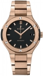 Hublot Classic Fusion Automatic Gold 38mm 568.ox.1180.ox watch