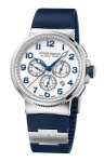 Ulysse Nardin Marine Chronograph Manufacture 43mm 1503-150-3/60 watch