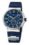 Ulysse Nardin Marine Chronograph Manufacture 43mm 1503-150-3/63 watch