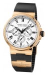 Ulysse Nardin Marine Chronograph Manufacture 43mm 1506-150-3/LE watch