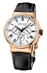 Ulysse Nardin Marine Chronograph Manufacture 43mm 1506-150/LE watch