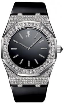 Audemars Piguet Royal Oak Tuxedo Mens watch, model number - 15154bc.zz.d004cu.01, discount price of £63,315.00 from The Watch Source