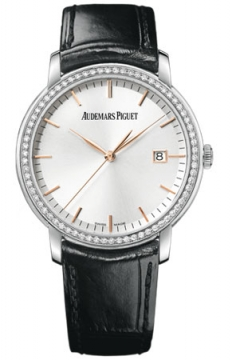 Audemars Piguet Jules Audemars Automatic 39mm Mens watch, model number - 15171bc.zz.a002cr.01, discount price of £22,396.00 from The Watch Source
