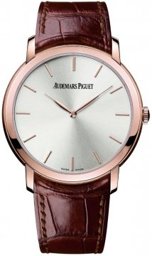 Audemars Piguet Jules Audemars Ultra Thin Automatic Mens watch, model number - 15180or.oo.a088cr.01, discount price of £16,150.00 from The Watch Source