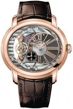 Audemars Piguet Millenary 4101 Automatic Mens watch, model number - 15350or.oo.d093cr.01, discount price of £24,990.00 from The Watch Source