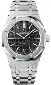Audemars Piguet Royal Oak Automatic 41mm Mens watch, model number - 15400st.oo.1220st.01, discount price of £12,155.00 from The Watch Source