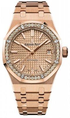 Audemars Piguet Royal Oak Automatic 37mm 15451or.zz.1256or.03 watch