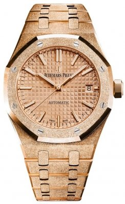 Audemars Piguet Royal Oak Automatic 37mm 15454or.gg.1259or.03 watch