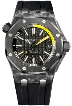 Audemars Piguet Royal Oak Offshore Diver Mens watch, model number - 15706au.oo.a002ca.01, discount price of £19,000.00 from The Watch Source