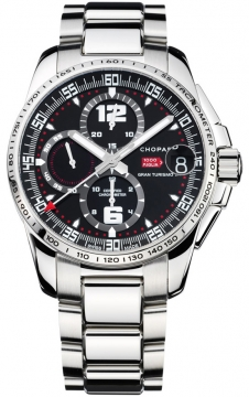 Chopard Mille Miglia Gran Turismo Chrono Mens watch, model number - 158459-3001, discount price of £6,056.00 from The Watch Source