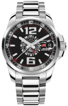 Chopard Mille Miglia Gran Turismo XL GMT Mens watch, model number - 158514-3001, discount price of £5,516.00 from The Watch Source