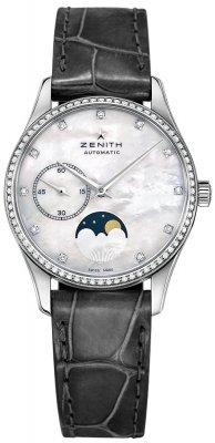 Zenith Elite Ultra Thin Lady Moonphase 33mm 16.2310.692/81.c706.g watch